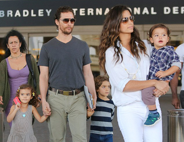 Camila Alves Kids