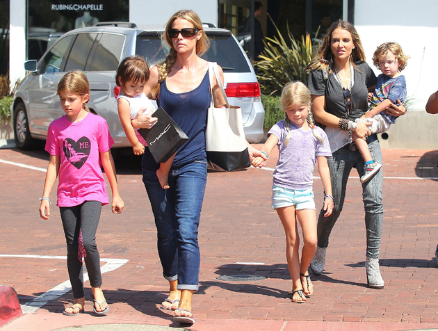 Denise Richards Kids