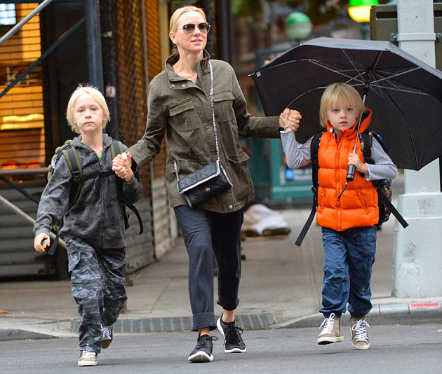 Naomi Watts Kids