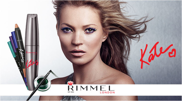 Kate Moss For Rimmel Mascara Banned Ads