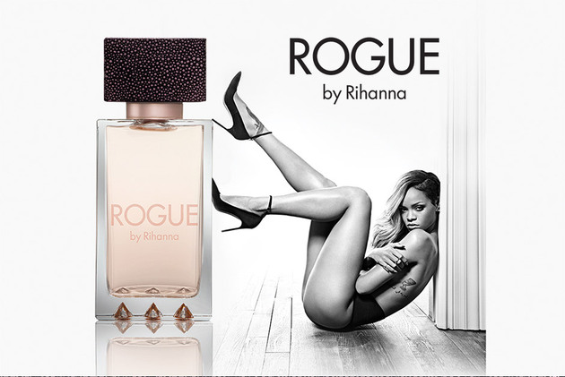 Rihanna For Rogue By Rihanna Banned Ads