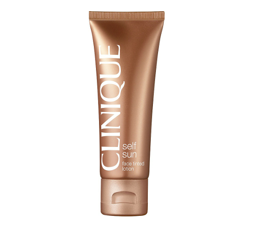Clinique Self Sun Body Tinted Tan Lotion