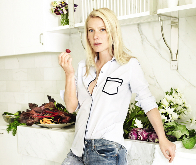 Gwyneth Paltrow Celebrity Entrepreneur