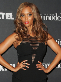 Tyra Banks Celebrity Entrepreneur