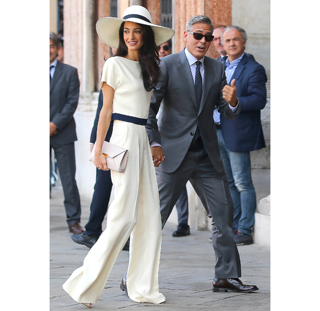 Amal Clooney The Civil Ceremony