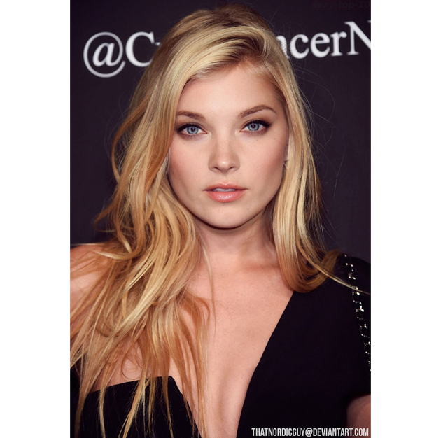 Elsa Hosk And Natalie Dormer Face Mashup
