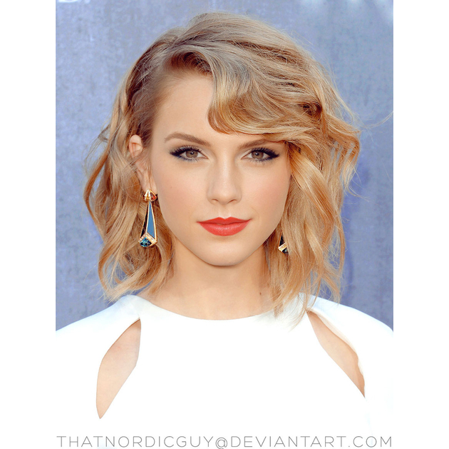 Taylor Swift And Emma Watson Face Mashup