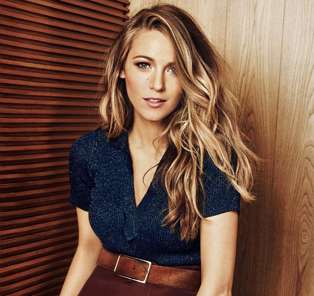 Blake Lively Mayo Hair Beauty Hack