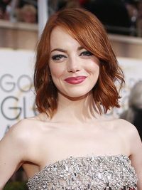 Emma Stone Grapeseed Oil Beauty Hack