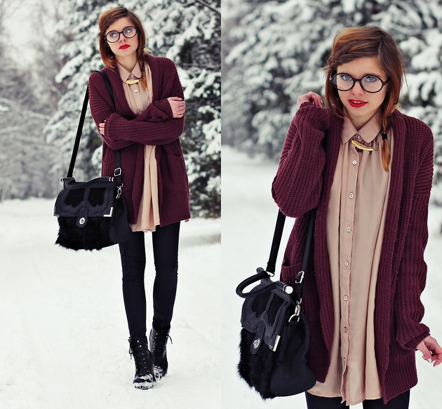 Long Cardigan Winter Style