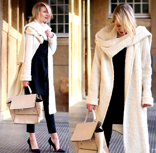 Winter Style Robe Coat