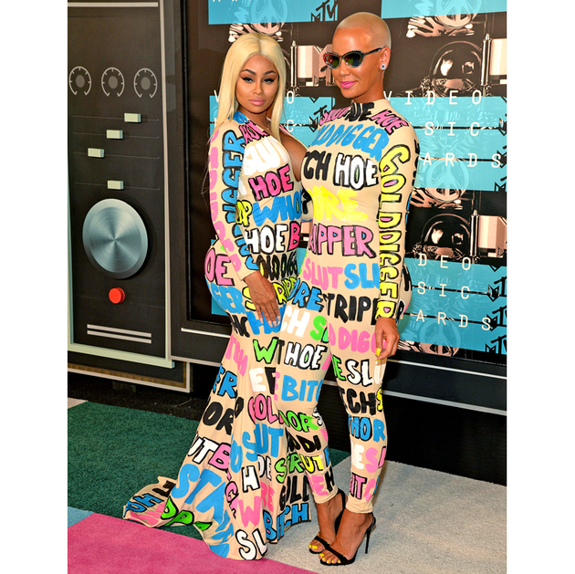 Amber Rose 2015 Video Music Awards
