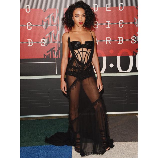 Fka Twigs 2015 Video Music Awards