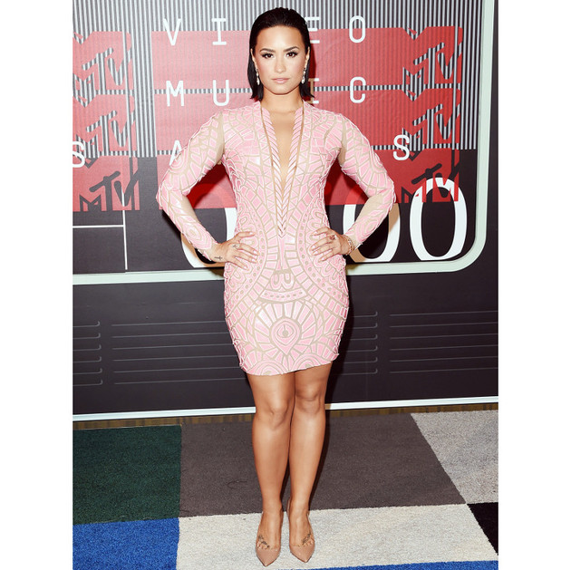 Demi Lovato 2015 Video Music Awards