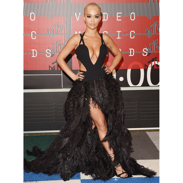 Rita Ora 2015 Video Music Awards