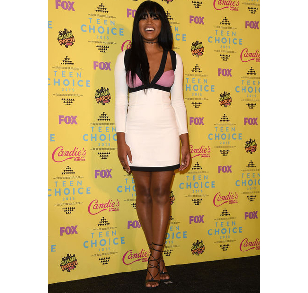 Keke Palmer 2015 Teen Choice Awards