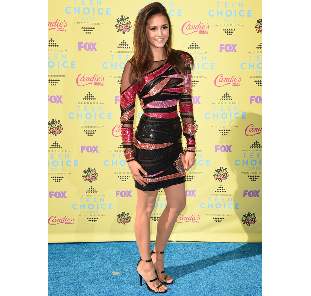 Nina Dobrev 2015 Teen Choice Awards