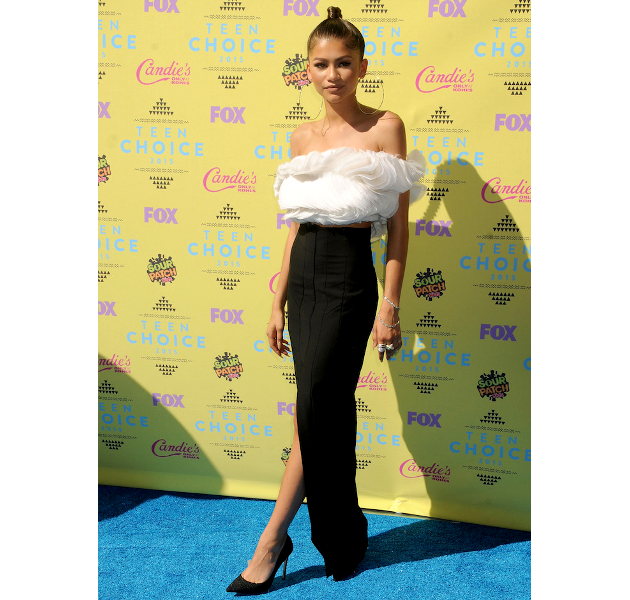 Zendaya Coleman 2015 Teen Choice Awards