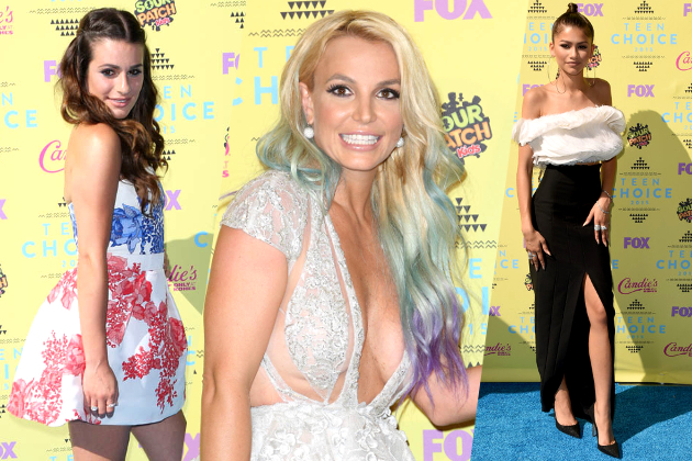 Teen Choice Awards 2015 Red Carpet