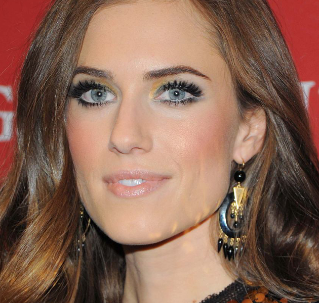 Allison Williams Best Celebrity Eyebrows