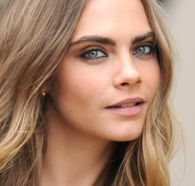 Cara Delevingne Best Celebrity Eyebrows