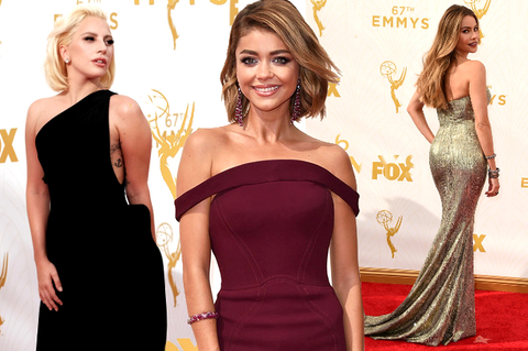 Emmy Awards 2015 Red Carpet Trends