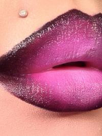 Ombre Lips Ugly Makeup Trends