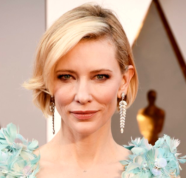 Oscars Hairstyles 2016 Cate Blanchett