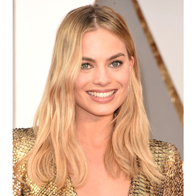 Oscars Hairstyles 2016 Margot Robbie