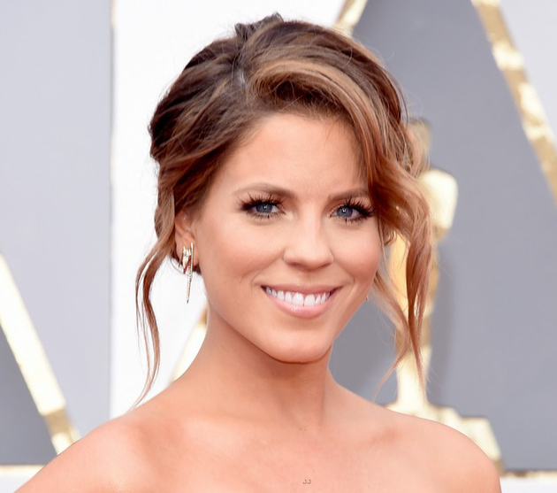 Oscars Hairstyles 2016 Stephanie Bauer