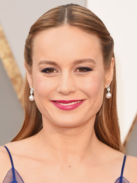 Oscars Hairstyles 2016 Brie Larson