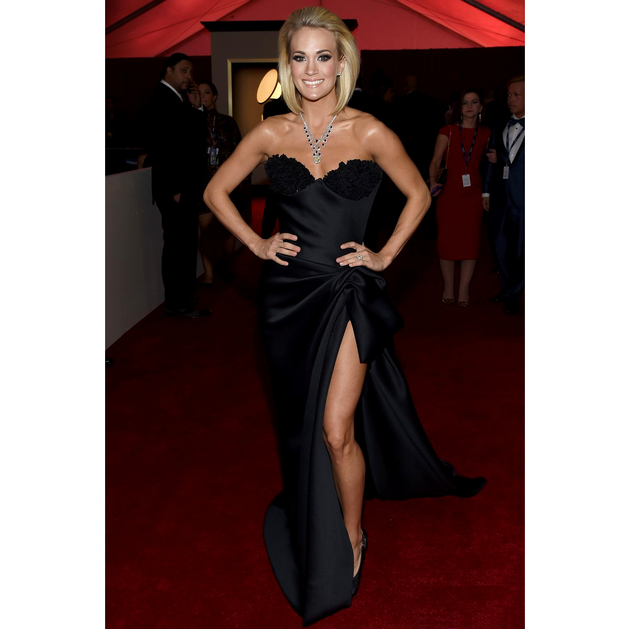 Carrie Underwood Grammys 2016 Dress