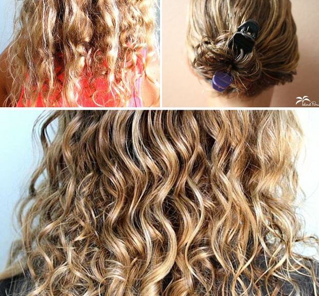 Frizz Fix For Curls Overnight