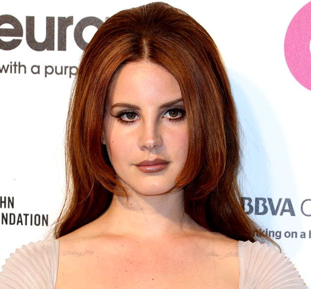 Oscars 2016 Party Hairstyles Lana Del Rey