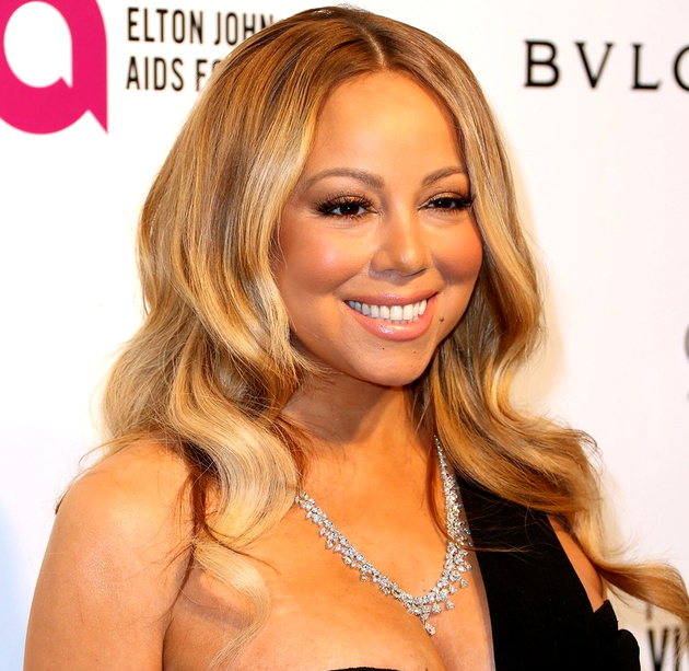 Oscars 2016 Party Hairstyles Mariah Carey