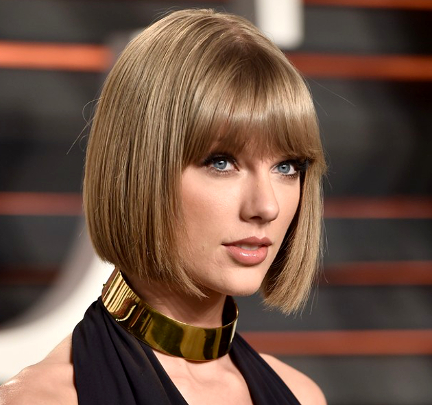 Oscars 2016 Party Hairstyles Taylor Swift