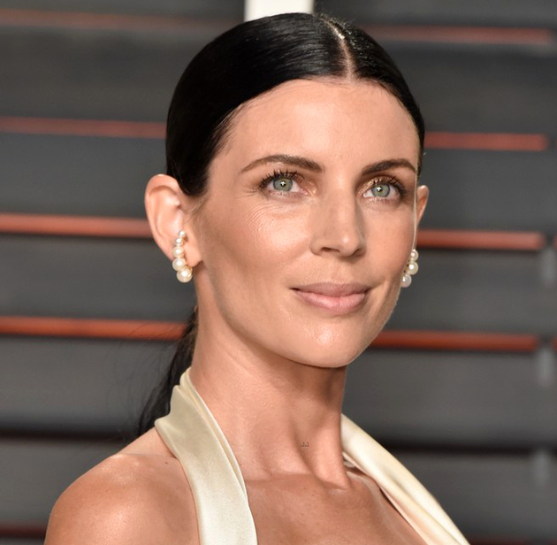 Oscars 2016 Party Hairstyles Liberty Ross