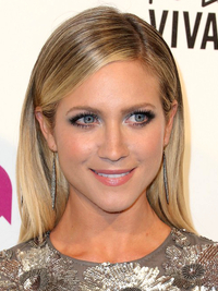 Oscars 2016 Party Hairstyles Brittany Snow