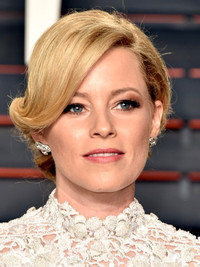 Oscars 2016 Party Hairstyles Elizabeth Banks