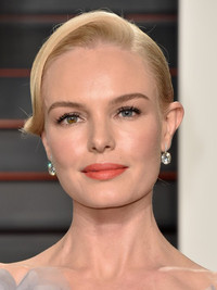 Oscars 2016 Party Hairstyles Kate Bosworth