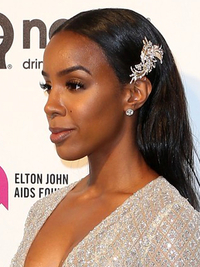 Oscars 2016 Party Hairstyles Kelly Rowland