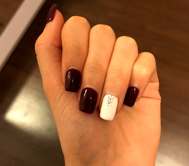 Plum Nail Color Trends