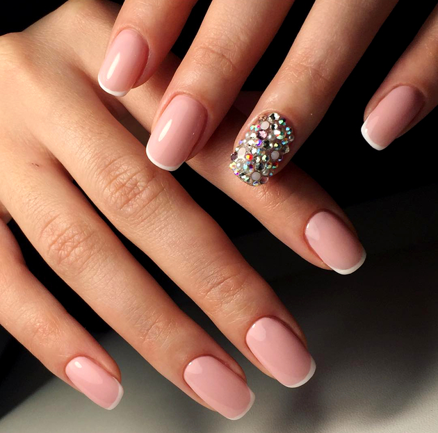 Squoval Nail Shape Trends 2016