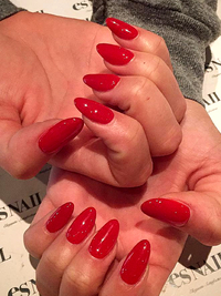Red Nail Polish Trends 2016