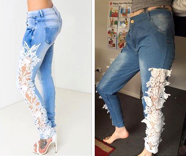 Jeans Shopping Fail