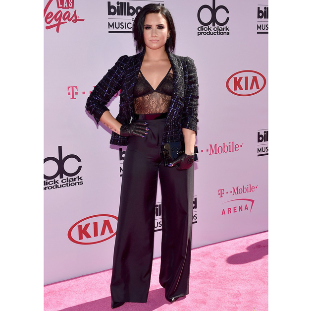 Demi Lovato Outfit 2016 Billboard Awards