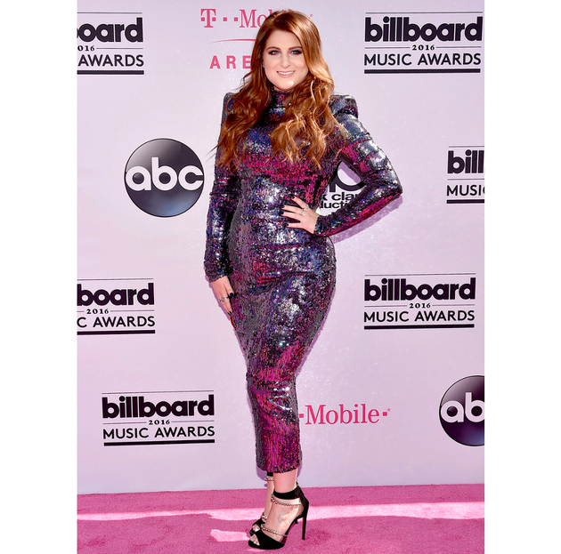 Meghan Trainor Dress 2016 Billboard Awards