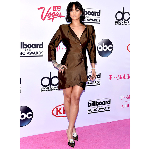 Rihanna Dress 2016 Billboard Awards