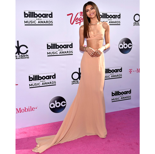 Zendaya Outfit 2016 Billboard Awards