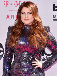 Meghan Trainor Hairstyle 2016 Billboard Awards